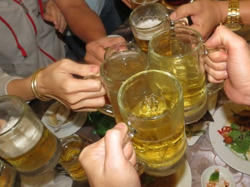Bia rượu gây ra nhiều tai nạn đáng tiếc