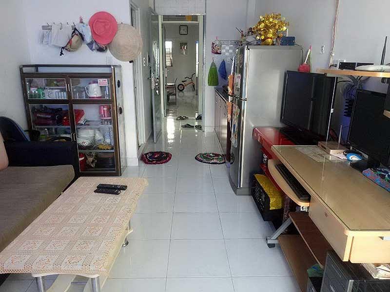 Cuộc sống thực tế trong căn hộ cho thuê 19m2 của Công ty Lê Thành