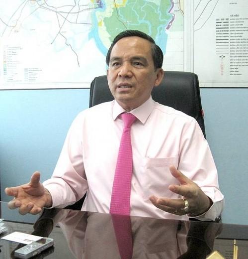 Ông Lê Hoàng Châu - Chủ tịch Hiệp hội Bất động sản TPHCM