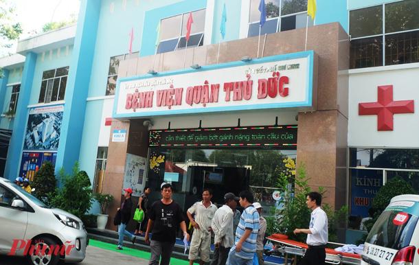Bệnh viện Quận Thủ Đức TPHCM