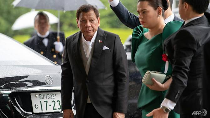 Với tuổi cao và nhiều vấn đề sức khỏe, Tổng thống Duterte được xếp vào nhóm dễ tổn thương nhất bởi COVID-19.