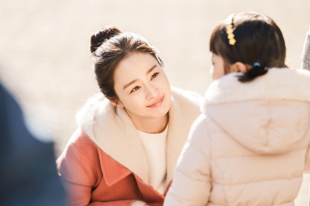 Tạo hình của Kim Tae Hee trong Hi bye, mama.
