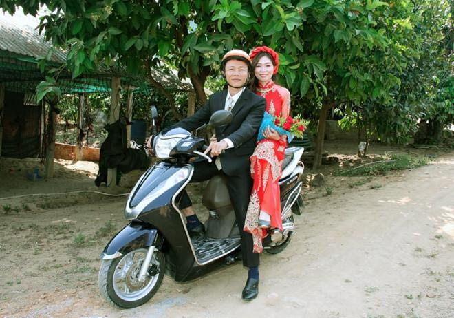Chị Trang và anh Hải quyết định hoãn tiệc cưới