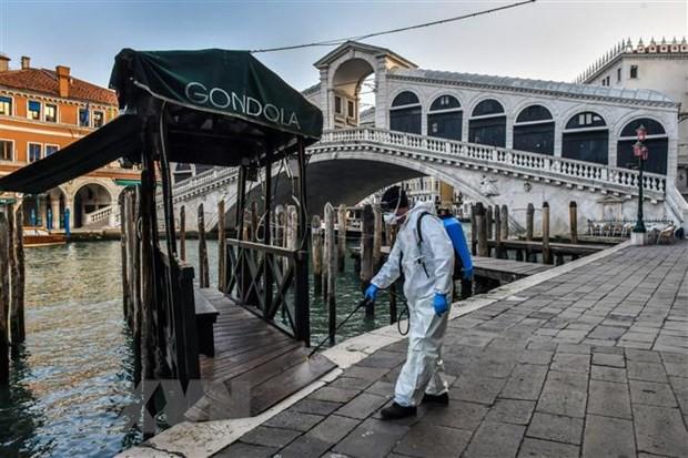 Số ca tử vong do dịch COVID-19 tại Ý tăng cao kỷ lục.
