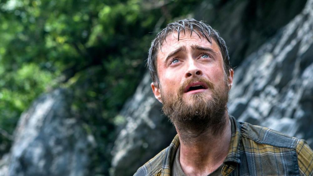 Hình ảnh Daniel Radcliffe trong Jungle, ra mắt 2017.