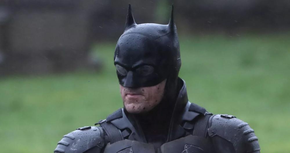 Him The Batman đang thực hiện các cảnh quay tại London, Anh.