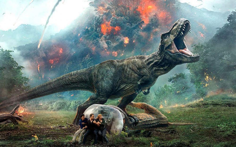 Phần mới nhất của Jurassic world: Dominion dự kiến ra mắt tháng 6/2021.