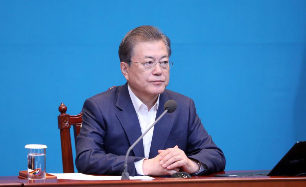 Tổng thống Hàn Quốc xác nhận Daegu và tỉnh Bắc G