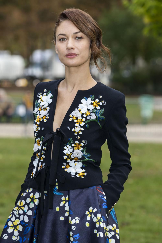 Nữ diễn viên xinh đẹp Olga Kurylenko