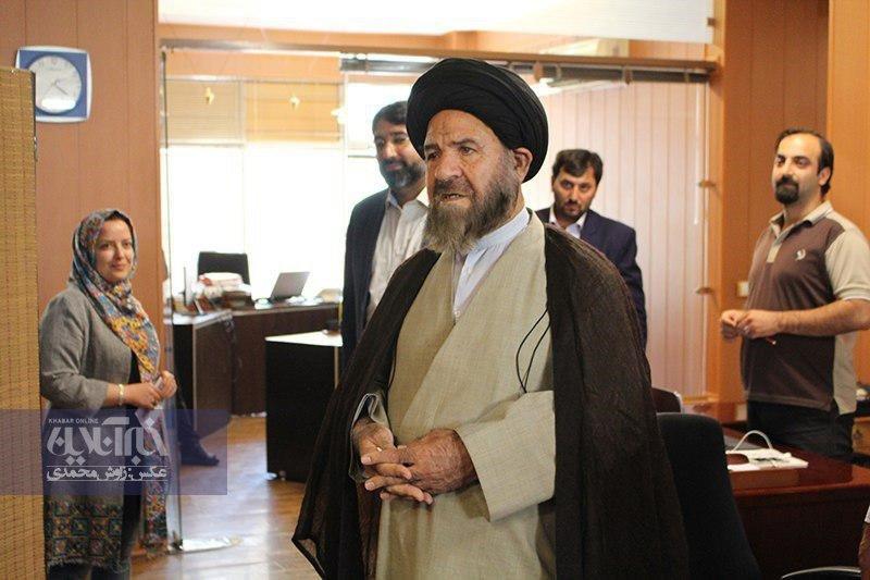 Giáo sĩ Ayatollah Hashem Bathayi Golpayegani. Ảnh: AFP
