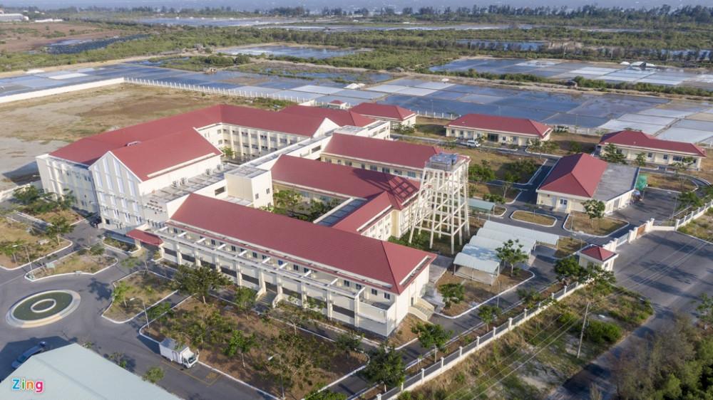 TPHCM vừa chuyển hóa Bệnh viện Cần Giờ thành Bệnh viện Điều trị COVID-19