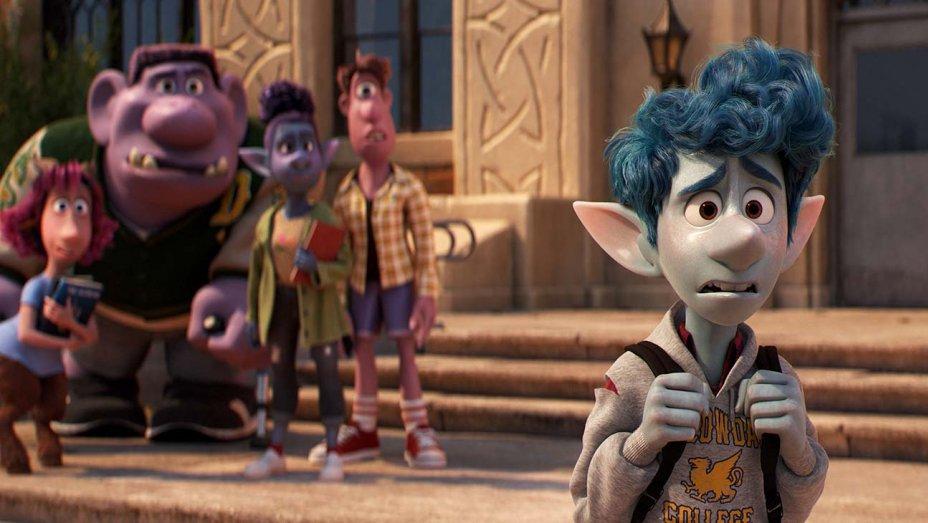 Doanh thu bộ phim hoạt hình vui nhộn, tình cảm của Disney - Onward bị ảnh hưởng.