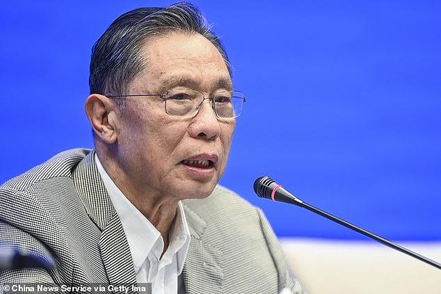 Tiến sĩ Trung Nam Sơn cảnh báo các quốc gia trên thế giới đang rơi vào ịch bản tương tự như ổ dịch tại Vũ Hán.