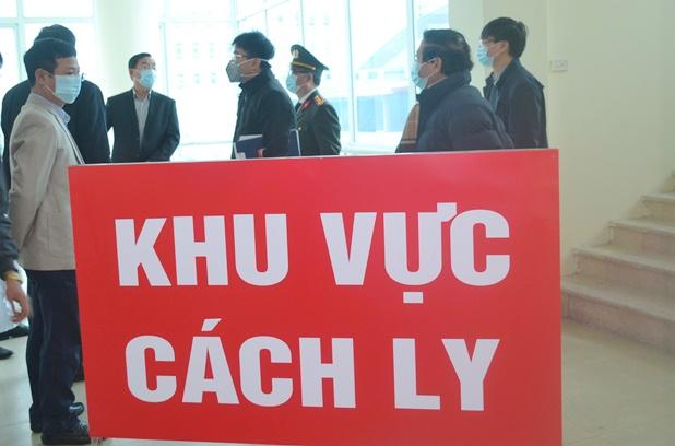 Các khu vực cách ly của TP. Hà Nội được chuẩn bị rất tốt, tạo mọi điều kiện đón công dân từ nước ngoài trở về.