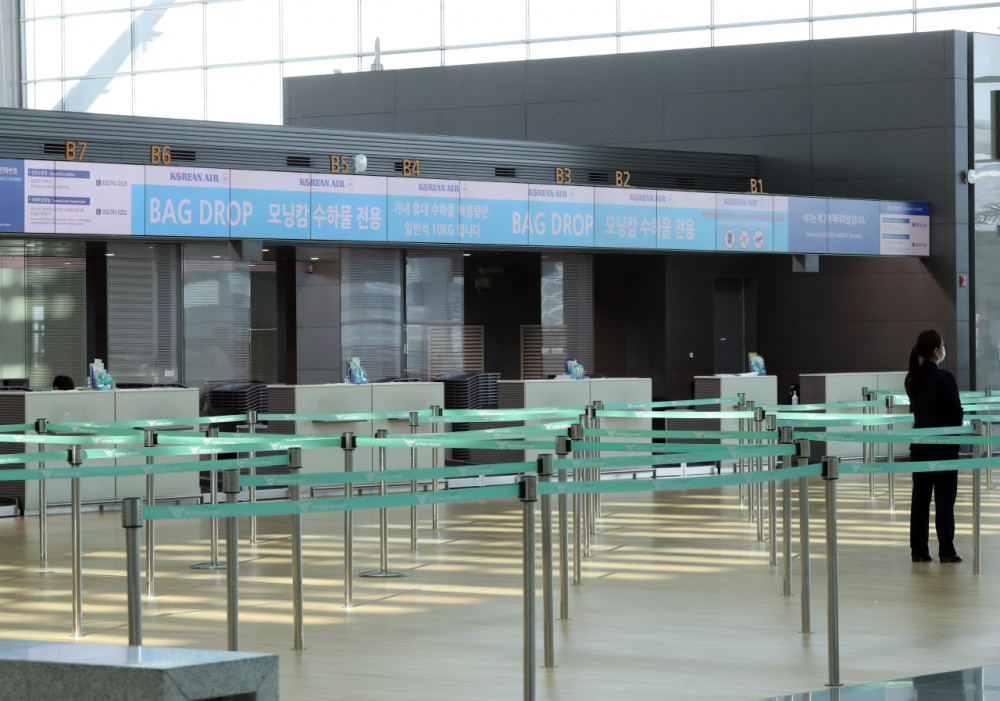 Hàn Quốc kiểm dịch đặc biệt với tất cả du khách đến từ nước ngoài.
