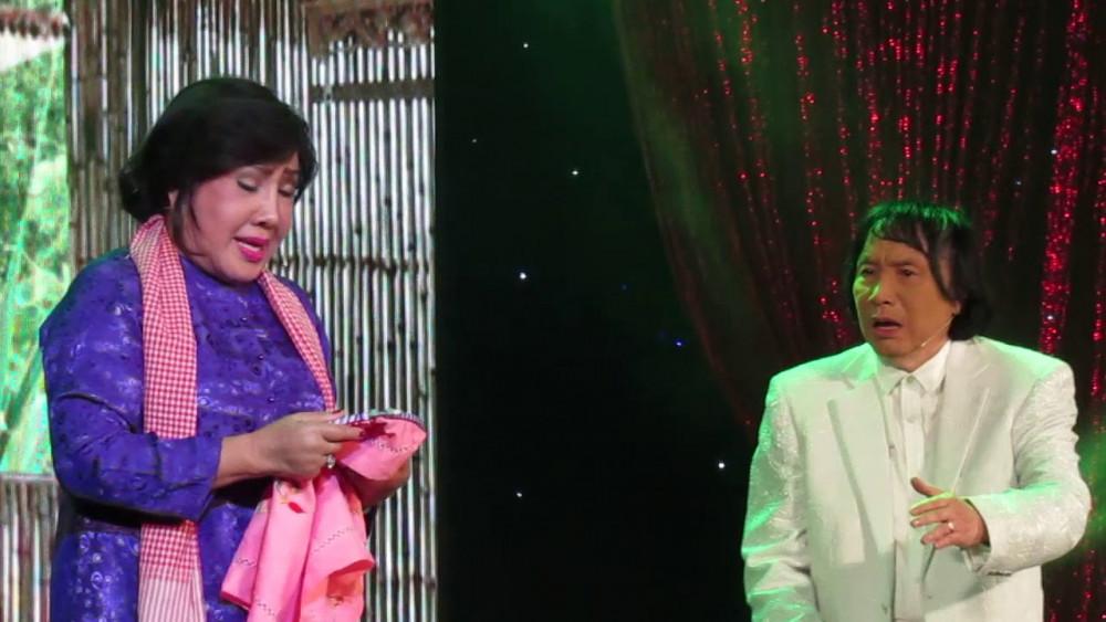 Sau bao nhiêu năm, mỗi khi diễn lại trích đoạn Tô Anh Nguyệt, NSND Lệ Thủy và NSND Minh Vương vẫn diễn theo bản dựng cũ của đoàn 2 - 84