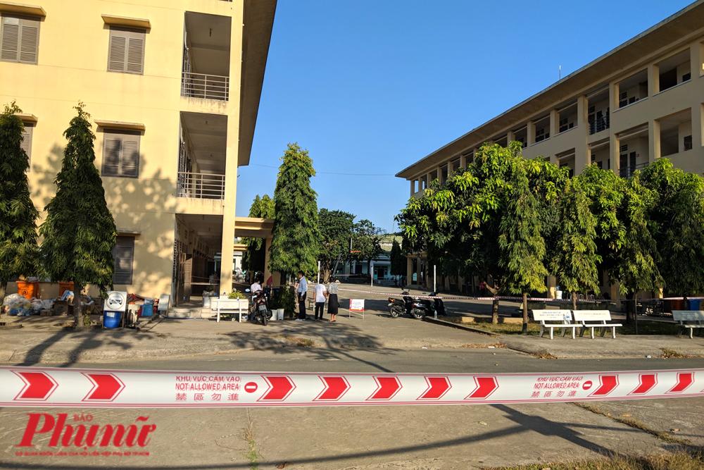 Khu cách ly Trung tâm  Quốc phòng - An ninh, ĐHQG TP.HCM có quy mô 1.000 giường đã đầy chỗ ngay trong đêm đầu tiên mở cửa
