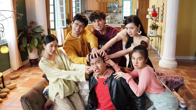 Nhà trọ Balanha Việt hóa từ kịch bản nổi tiếng xứ kim chi vừa ra mắt khán giả.