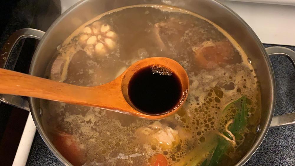 Nồi nước súp