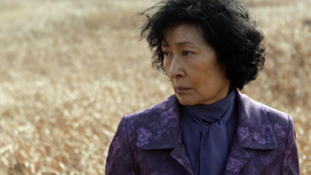 Nữ diễn viên Kim Hye Ja trong vai người mẹ.