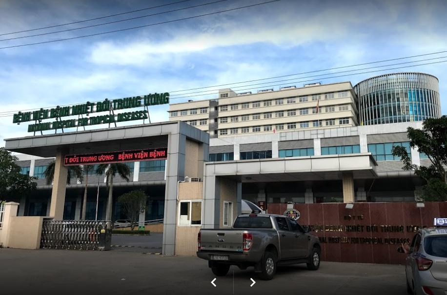 Ca thứ 17 đang được điều trị tại Bệnh viện Bệnh Nhiệt đới Trung ương