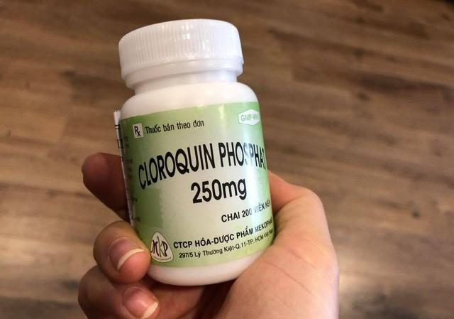 Các thuốc chứa hoạt chất chloroquine/hydroxychloroquine là thuốc kê đơn chỉ được sử dụng khi có chỉ định,