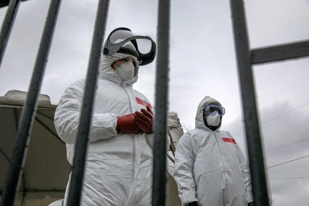 Số người tử vong và ca nhiễm mới tiếp tục tăng nhanh tại châu Âu.