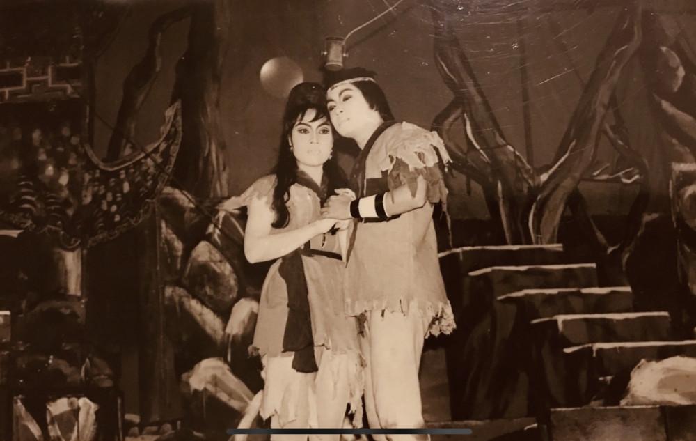 Trong ký ức của NSND Lệ Thuỷ, cố nghệ sĩ Minh Phụng cũng rất kỹ tính trên sân khấu