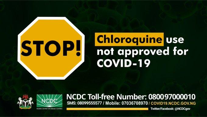 Cơ quan y tế tại Mỹ nhắc nhở người dân không tự ý uống chloroquine để phòng COVID-19.