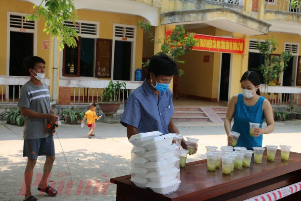 Mặc dù số lượng người từ Lào trên đại bàn  hàng ngày về cách ly khá lớn tuy nhiên chưa có trường hợp nào nhiễm bệnh
