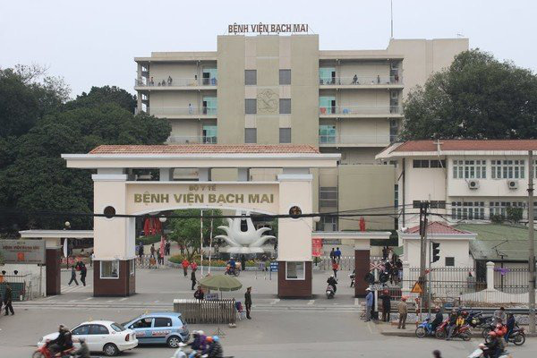 Tình hình tại Bệnh viện Bạch Mai được đánh giá là rất phức tạp.