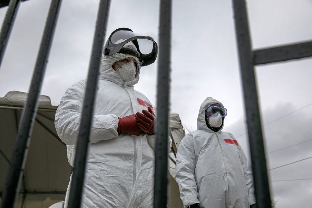 Tình hình dịch bệnh diễn tiến nghiêm trọng tại Mỹ.