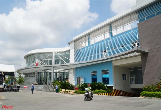 Y bác sĩ Bệnh viện huyện Bình Chánh đã phải vào khu cách ly tập trung ở Hóc Môn.