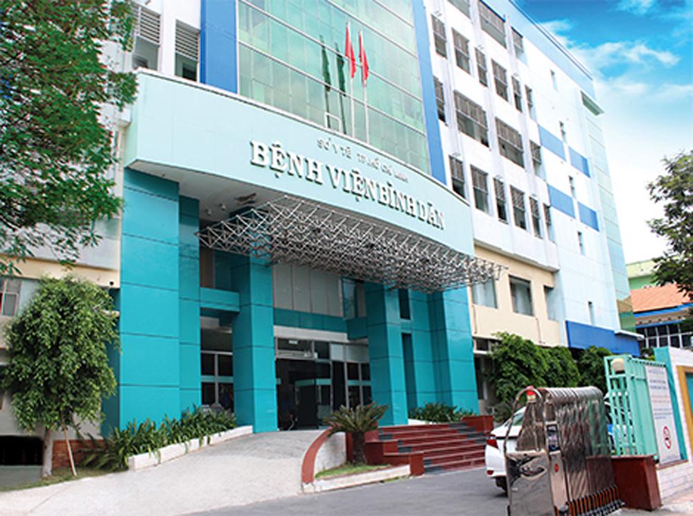 Bệnh viện Bình Dân (TP.HCM)