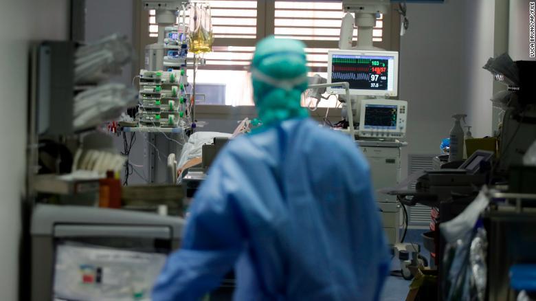 Tình hình dịch bệnh tại chấu Âu tiếp tục lan rộng.