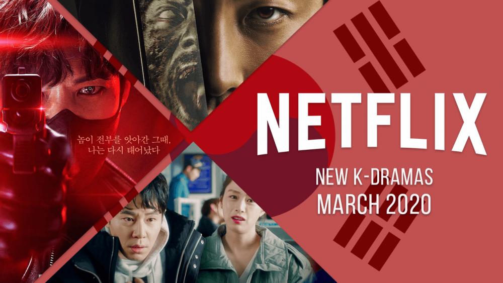 Phim Hàn lên Netflix với đa dạng thể loại từ tình cảm, hài hước đến kinh dị.