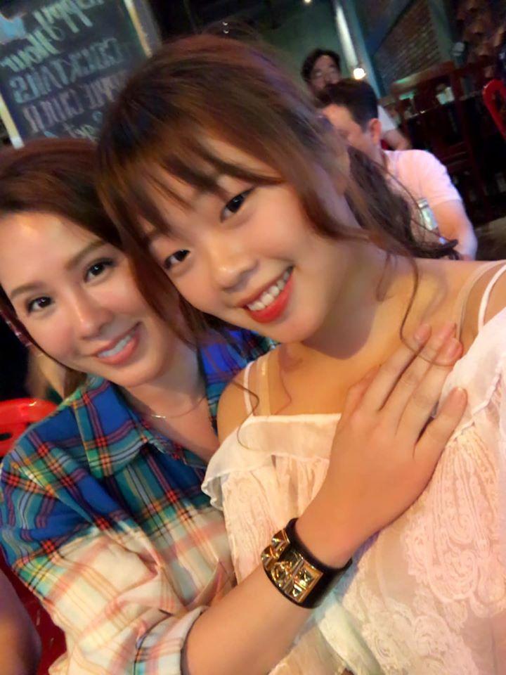 Hoa hậu quý bà Thu Hoài cho biết quyết định để con ở lại Mỹ trong mùa dịch vô củng khó khăn