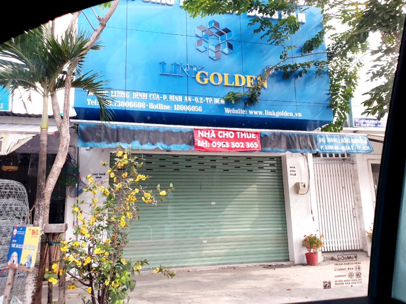 Nhiều doanh nghiệp bất động sản ở Q.2 đóng cửa do không trụ nổi trong mùa dịch COVID-19