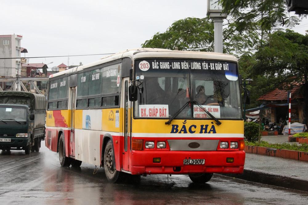 Xe buýt tại Hà Nội sẽ dừng hoạt động từ ngày mai.