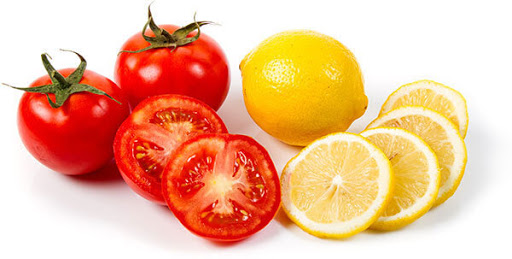 Mặt nạ làm đều màu da  Vitamin A trong cà chua giúp làm đều màu da, trong khi đường nâu tẩy tế bào chết vật lý cho làn da mịn màng như da em bé.