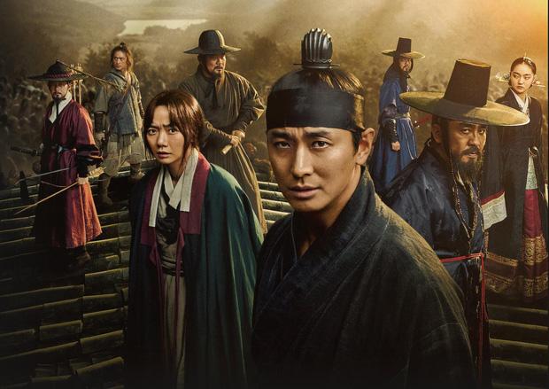 Bộ phim Kingdom 2 thu hút khán giả trên toàn thế giới sau khi vừa ra mắt ngày 14/3.