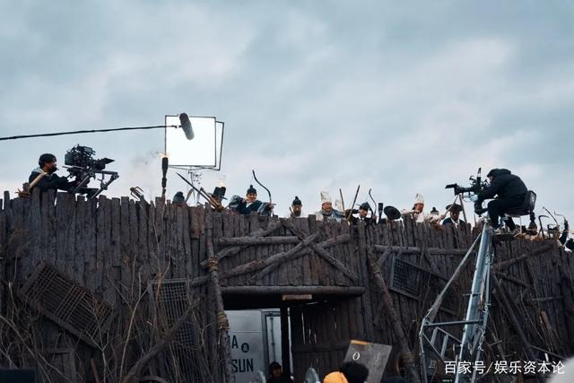 Hậu trường cảnh quay của Kingdom 2.