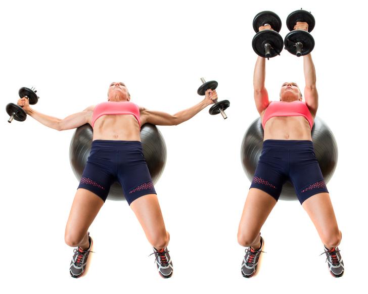Bài tập mở ngực Bài tập mở ngực kéo dài hoàn hảo cơ ngực, cải thiện tư thế và làm cho cơ bắp khỏe hơn cùng một lúc.
