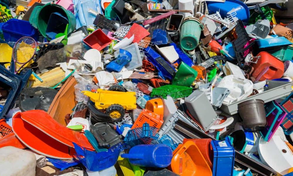 Rác thải nhựa gây nguy hại đến môi trường và sức khoẻ con người