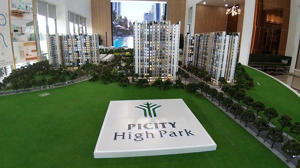 Cách trung tâm TPHCM trên dưới 20km, dự án Picity của Tập đoàn Pi Group chưa có giấy phép xây dựng nhưng đang rao giá lên đến từ 1,5 tỷ đồng/căn
