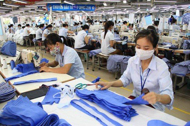 Doanh nghiệp ngành dệt may gặp rất nhiều khó khăn trong mùa dịch