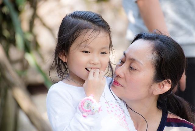 Nghệ sĩ Hạnh Thuý luôn thấy vui, hạnh phúc khi có thêm thời gian ở bên cạnh các con