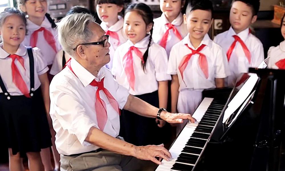 Nhạc sĩ Phong Nhã của thiếu nhi đã thanh thản giã biệt cõi đời