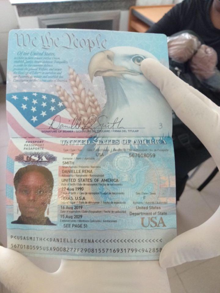 Thông tin về người phụ nữ Mỹ bỏ trốn khỏi bệnh viện sáng nay