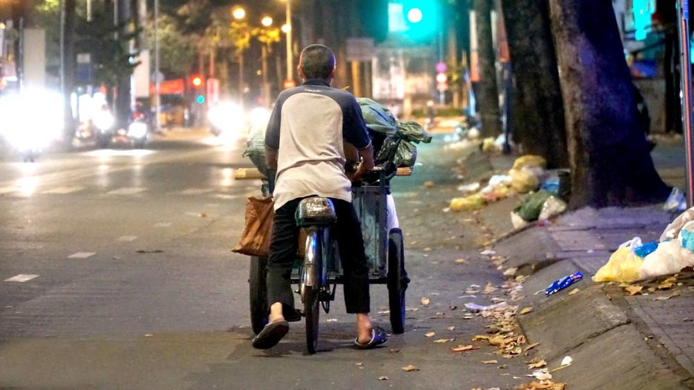 Người nghèo, người vô gia cư... bị ảnh hưởng bởi dịch bệnh sẽ được chăm lo để đi qua gian khó - ảnh: tam nguyên